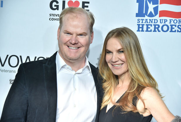 Comedian Jim Gaffigans Wife Jeannie on Brain Tumor in New
