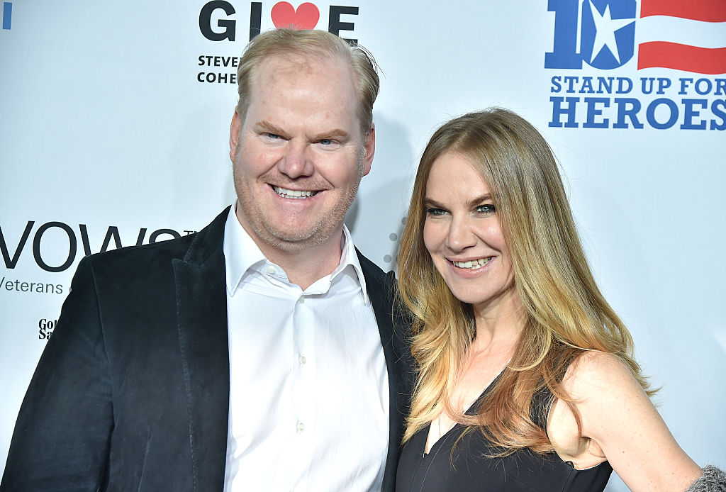 Jim Gaffigan & Wife Jeannie On How Humor Helped Them Cope
