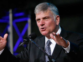 Evangelist Franklin Graham