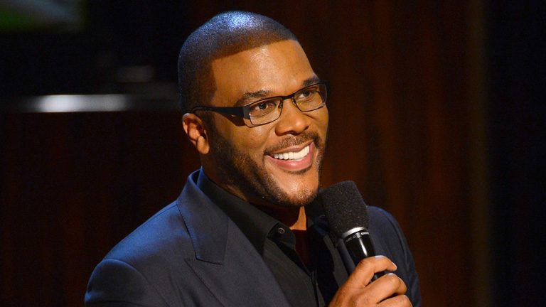 Biography Of Tyler Perry