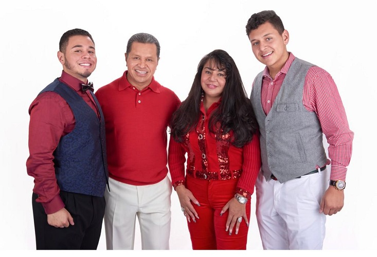 Apostle Guillermo Maldonado family