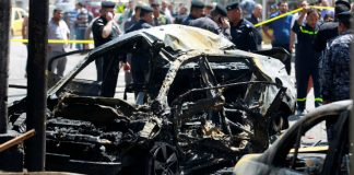 Iraqi Pastor Miraculously Survives Car Bomb Without A Scratch
