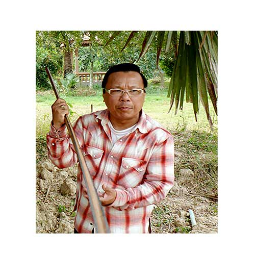 "Pastor Tran Dinh ""Paul"" Aim former witch doctor turned Pastor"
