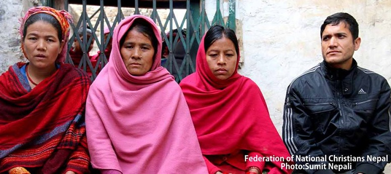Lali Pun, Bimkali Budha, and married couple Ganga and Ruplal Pariyar were detained for over a year