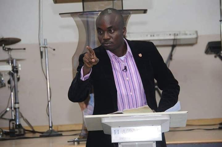 Biography Of Pastor Chris Segun Onayinka