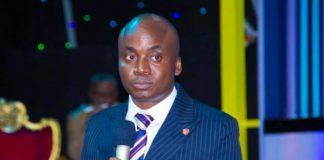 Pastor Chris Onayinka Olusegun