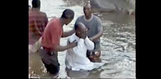Binora's-father-baptism