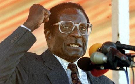 Robert Mugabe Has Resigned As Zimbabwe's President