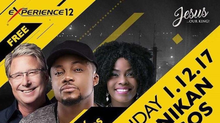 Watch The Experience Lagos 2017 – Live Stream