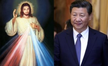 Christians in China have been asked to remove Jesus images and instead put up President Xi Jinping's photo