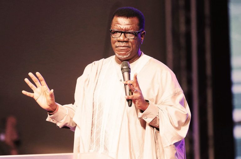 Biography Of Pastor Mensa Otabil