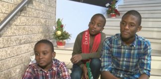 The Melisizwe Brothers – Zacary James, Seth James and Marc James