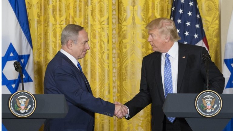 President Trump, The Greatest Friend Israel Has Ever Had In The White House – Prime Minister Netanyahu