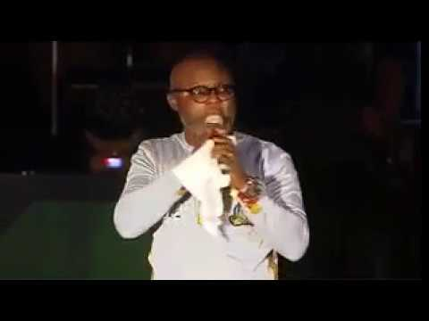 Mc Abbey Comedy Live At The Experience Lagos 12, 2017