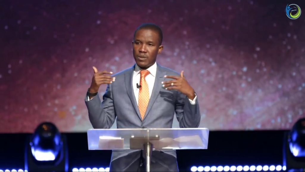 Pastor Godman Akinlabi