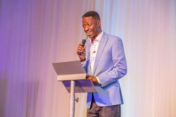 Image result for images of Pastor Sam Adeyemi