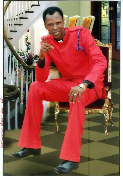 Prophet Samuel Olaluwoye