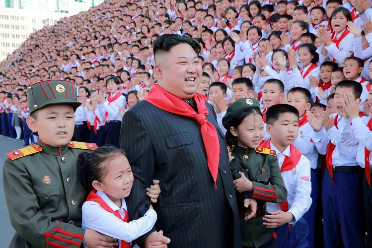 Why There Are No Christian Children In North Korea