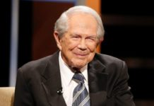 Pat Robertson - CBN Founder