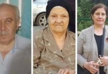 Dr. Hisham Shafiq Meskuni, his wife, Shatha Malik Danu, and his elderly mother, Khairiya Dawoud, were stabbed to death at their home in Baghdad