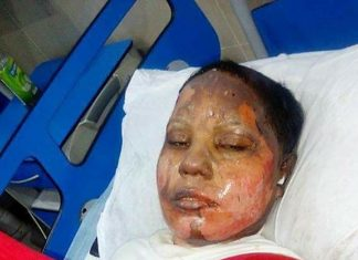 Asma was set on fire For Refusing To deny her Christian faith and Convert To Islam
