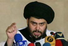 Iraqi Shiite leader Muqtada al-Sadr
