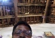 Pastor Abraham Topno