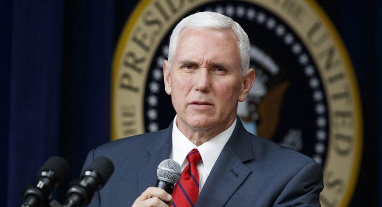 Keep Preaching The Gospel Of Christ, U.S VP Mike Pence Urges Pastors