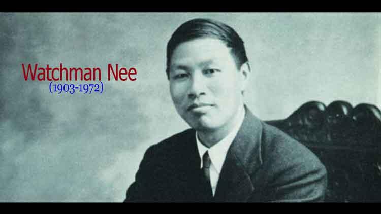Biography Of Watchman Nee