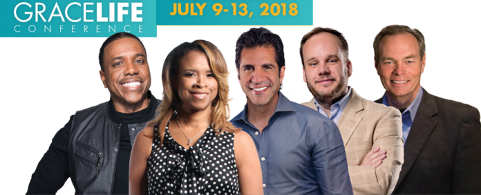 Pastors Creflo Dollar, Taffi Dollar, Greg Dickow, Mike Smith and Andrew Wommack