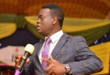Apostle Arome Osayi is the founder of Remnant Christian Network (RCN)