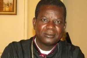 Archbishop Samuel Kleda is the leader of Cameroon's Roman Catholics