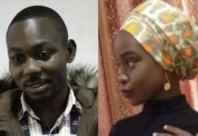 Simput Dafup, 33, and Nabila Umar Sanda, 19, had both been arrested by security forces. (World Watch Monitor)