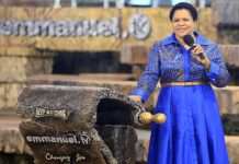 Prophet TB Joshua's wife, Evelyn