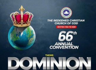 RCCG-August Convection 2018