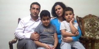 Pastor Youcef Nadarkhani Family