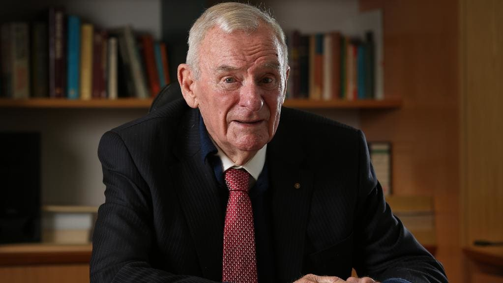 Bill Hayden, the famous Australian politician who made no secret of his atheism has turned to Jesus Christ.