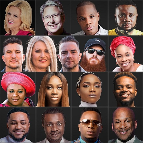 The Experience Lagos 2018 Guests Artists