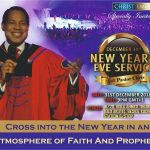 Christ Embassy Cross Over Night 2018