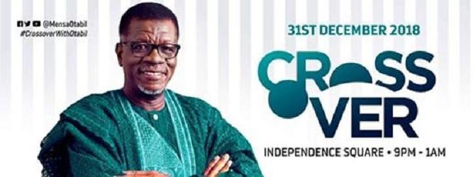 Crossover Night (31st Dec. 2018) With Pastor Mensa Otabil – Live Stream
