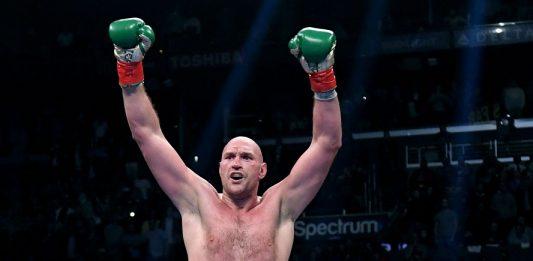 World Heavyweight Champion, Tyson Fury Preaches Jesus On BBC
