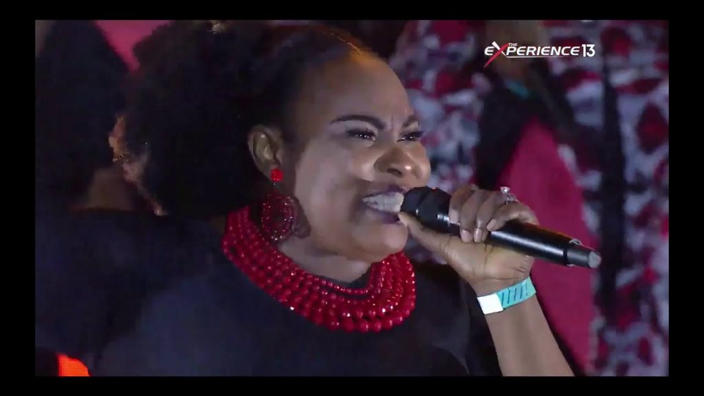 Lagos Metropolitan Gospel Choir @ The Experience 2018 #TE13