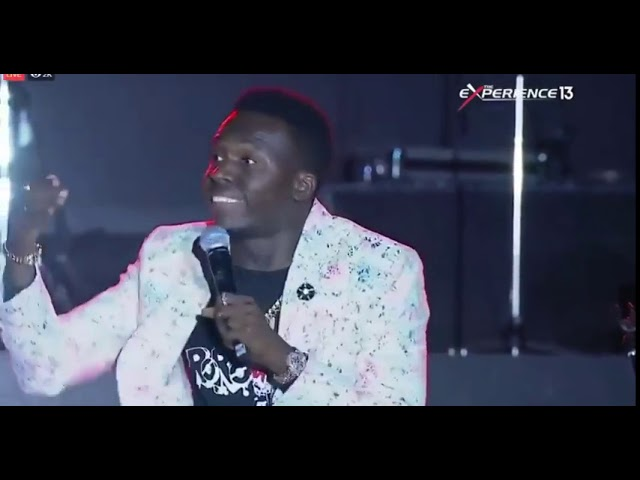 AKPORORO Live Comedy @ Experience 13, 2018