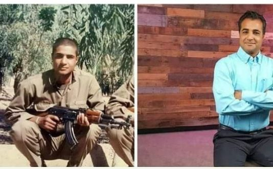 From Jihad To Jesus: #10yearschallenge Photos Of Mohamad Amin Faridi, A Christian Convert From Islam.