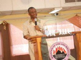 Dr. Daniel Kolawole Olukoya (DKO).