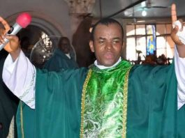 Rev. Father Mbaka