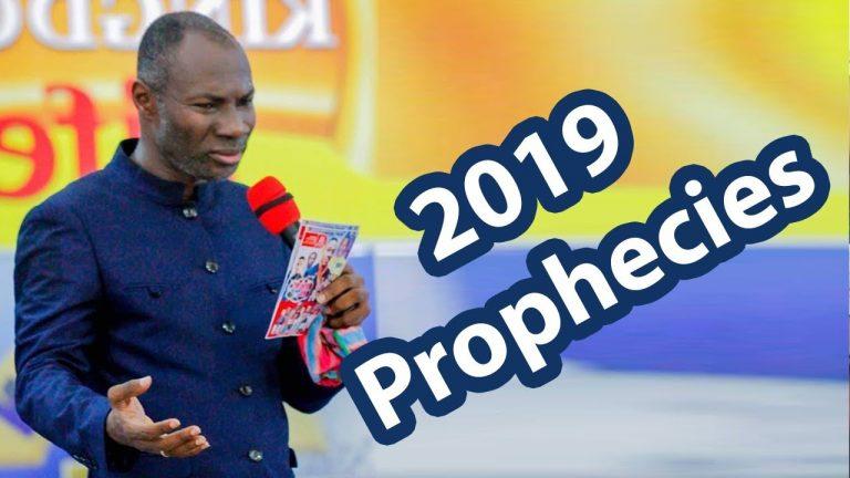 Ghanaian Prophet Emmanuel Badu Kobi 2019 Prophecy