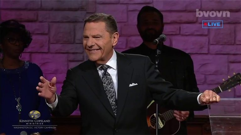 Kenneth Copeland 2020 Prophecy
