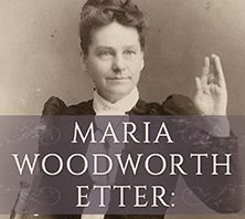Maria Woodworth-Etter, The Grandmother of Penticost