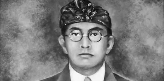 Anak Agung Pandji Tisna - novelist, writer, former king of Buleleng, Bali